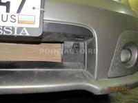 Установка электроподогревателя Defa на автомобиль Subaru Impreza