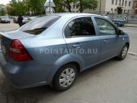 Евротонирование Chevrolet Aveo 4D