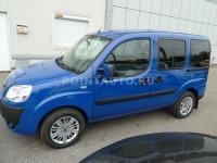 Евротонирование автомобиля Fiat Doblo плёнкой SunTek HP 15