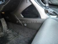 Установка бесштыревого блокиратора КПП на автомобиль Honda Accord 8