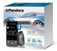 Сигнализация Pandora DX-91