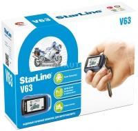 Сигнализация StarLine MOTO V63
