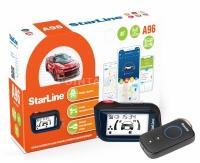 Сигнализация StarLine A96 BT 2CAN+2LIN GSM