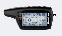 Брелок LCD DXL 079 black DX 50 S
