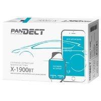 Минимальный на базе сигнализации  Pandect X-1900 BT