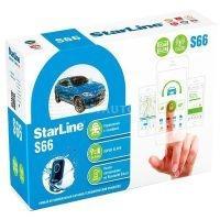 Минимальный на базе сигнализации Starline S66 BT GSM