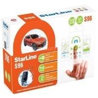 Минимальный на базе сигнализации Starline S96 BT GSM GPS