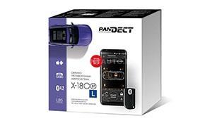 Начальный комплекс на базе сигнализации  Pandect X-1800 L + GPS