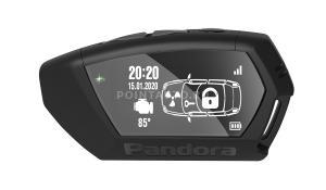 Брелок Pandora D-043