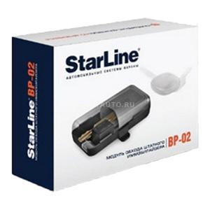 StarLine BP-02 Модуль временного отключения штатного иммобилизатора