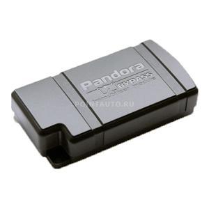 Pandora DI-03 ключевой кодовый обходчик штатного иммобилайзера