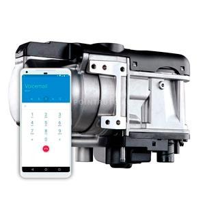 Webasto Thermo Top Evo Start GSM (5кВт, бензин, 12В)