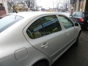 Тонировка стекол Skoda Octavia 2012 г.в. пленкой Infiniti 10
