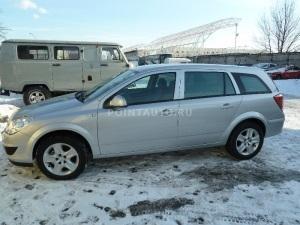 Установка парктроника, а также тонировка стекол Opel Astra H