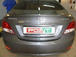 Установка сигнализации StarLine A91 и организация автозапуска на Hyundai Solaris
