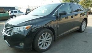 Установка сигнализации Pandora DXL 4400 на Toyota Venza