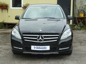 Установка Webasto на Mercedes-Benz R-класс