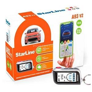 StarLine A93 v2 2CAN+2LIN GSM ECO