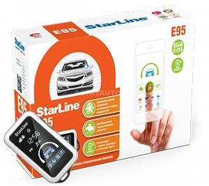 StarLine E95 ВТ 2CAN+LIN