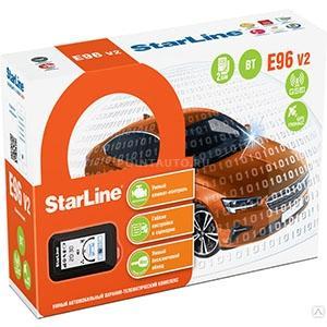 StarLine E96 BT GSM