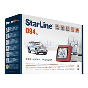StarLine D94 GSM/GPS